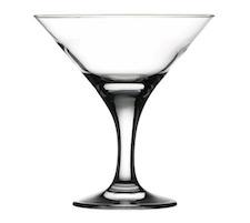 martini sklenice